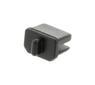 DELTACO dammskydd för mini DisplayPort-anslutning, 10-pack, svart
