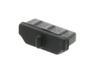 DELTACO dammskydd för HDMI-anslutning, 10-pack, svart
