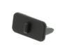 DELTACO dammskydd för USB-anslutning, 10-pack, svart