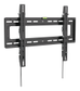 """EPZI wall mount for curved and flat screen TV/Monitor, 37""""-70"""", black"""