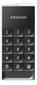 SMANOS Water-proof Wireless Keypad, IP66, 868/915MHz, svart