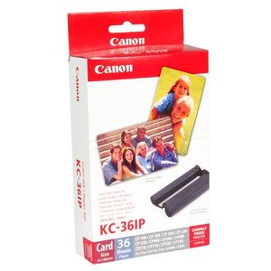 CANON KC-36IP INK CARD KIT F/CP-100/200/300 NS