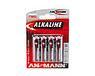 ANSMANN 1x4 Alkaline Mignon AA red-line