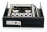 """DELTACO Internt lagringskabinett för 1x2,5"""" HDD, tar 1x3,5"""", SATA 3Gb/s, lås"""