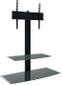 """ERARD Studio 1000, golvstativ/tv-möbel för tv-apparater,32-52"""",40kg,sv"""