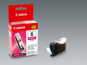 CANON BCI-6M REFILL MAGENTA 4707A002 S8XX/9XX I950 NS