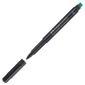 FABER-CASTELL Overhead Pen Medium Permanent Black 10-Pack