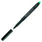 FABER-CASTELL Overhead Pen Fine Permanent Black 10-Pack