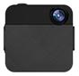 DELTACO Kehan C90 bärbar kamera, 720p, Wi-Fi, iOS/Android, svart