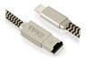 iDiskk minneskortläsare microSD till lightning 9cm kabel