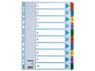 ESSELTE Register ESSELTE mylar A4 1-10