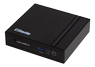 GIADA F200 Ultra Compact IPC Mini PC, Cel N2807, 2GB/mSATA