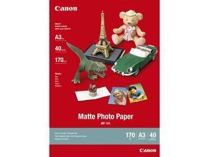 CANON MP-101 MATTE PHOTO PAPER A3 40 SHEET NS