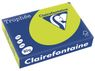 CLAIREFONTAINE Kopipapir TROPHEE A4 80g fluo lime (500)