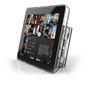 RS Pro Raspberry Pi stativ,clear, för officiella Raspberry Pi-touchskärmen