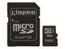KINGSTON Minneskort Kingston MicroSD 16GB
