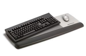 3M Wrist Rest Gel Keyboard/Mouse Grey