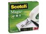SCOTCH Tejp Dokument Scotch 810 33m x 12mm