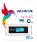 A-DATA UV220 8GB Black/Blue USB 2.0