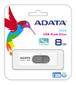 A-DATA UV220 8GB White/Gray USB 2.0