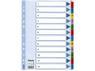 ESSELTE Register ESSELTE mylar A4 1-12