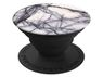 POPSOCKETS White Marble Holder og stativ