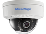 MicroView IR Dome IP 2MP Outdoor