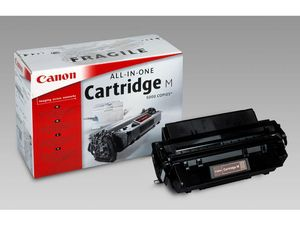 CANON M TONER BLACK F/ PC1210D PC1230D 1270D NS