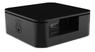 DESIGNSPARK Quattro case för Raspberry Pi B+/2B/3B, svart