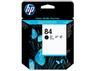 HP 84 svart skrivhuvud
