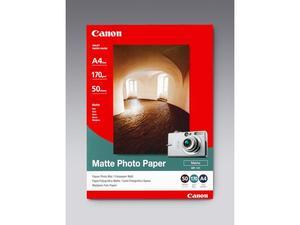 CANON MP-101 MATTE PHOTO PAPER A4 50 SHEET NS