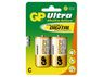 GP Alkaliske Batterier 2C 1,5V 2-pack