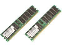 MICROMEMORY 2 GB DDR ECC KIT