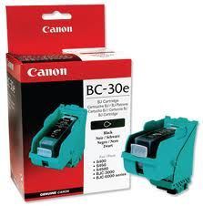 CANON BC-30E HUVUD+REFILL PIGM BLACK BJC3000/6000 S4XX MPC100 NS