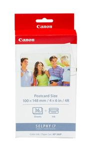 CANON KP-36IP INK/PAPIR KIT - 10X15CM 36 PCS NS