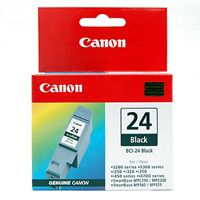 CANON BCI-24BK INK CART BLACK F/ S200/300/330 I320 MPC200 NS