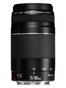 CANON Zoom lens/EF 75-300MM 1:4-5.6 III