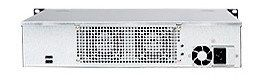 SUPERMICRO CHAS ATX 2U 14.5 DEEP DP 2X HD FRONT IO 520W BLK