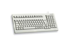 CHERRY Keyboard G80-1800 19 grey Ger
