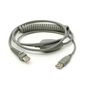 UNITECH STRAIGHT USB INTERFACE CABLE BLACK FOR MS210/265/300/690
