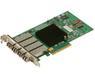 ATTO 8Gb FC 4Ch. PCIe x8 2.0 HBA SF F-FEEDS