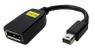 ACCELL Mini DisplayPort till DisplayPort, svart