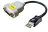 ACCELL Mini Displayport till DVI-D Dual-Link adapter, 3D, aktiv, svart