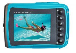 EASYPIX Digicam Easypix Aquapix W1024 Splash *blau*