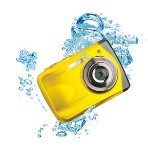 EASYPIX Digicam Easypix Aquapix W1024 Splash *gelb*