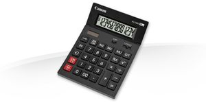 CANON AS-2400 table calculator