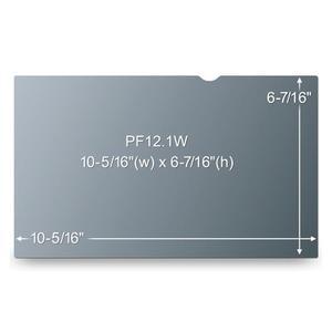 """3M Notebook Privacy 12.1"""" Filter for Wide Passer til 12.1"""" 16:9"""