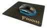 GAMDIAS Zeus E1A RGB, optical mouse + mouse mat