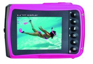 """EASYPIX Aquapix W1024-P """"Splash"""" Pink [pk]"""