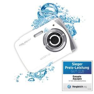 """EASYPIX Aquapix W1024-W """"Splash"""" White [wh]"""